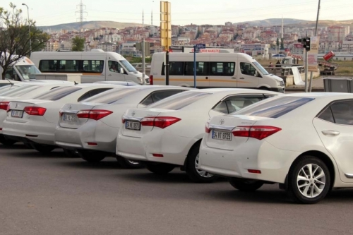 Eryaman Optimum Rent A Car